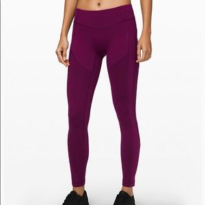 Lululemon All the Right Places Pant II Lowrise 28'